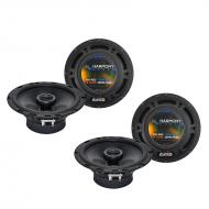 Suzuki XL-7 2007-2009 Factory Speaker Replacement Harmony (2) R65 Package New