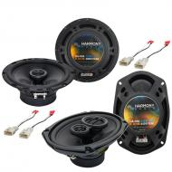 Toyota Camry Sedan 1997-2001 OEM Speaker Upgrade Harmony R65 R69 Package New