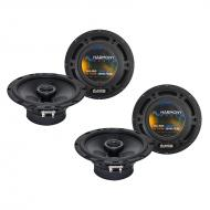 Toyota Celica 1994-1999 Factory Speaker Replacement Harmony (2) R65 Package New