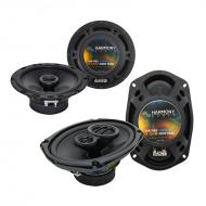 Nissan Xterra 2005-2008 Factory Speaker Upgrade Harmony R65 R69 Package New