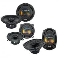 Volvo S70 1998-2000 Factory Speaker Replacement Harmony Upgrade Package New
