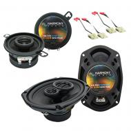 Chevy Cavalier 1982-1990 Factory Speaker Upgrade Harmony R35 R69 Package New