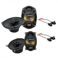 Chevy Lumina 1990-1994 Factory Speaker Upgrade Harmony R46 R69 Package New