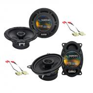 Chevy Lumina APV 1990-1996 Factory Speaker Upgrade Harmony R46 R5 Package New
