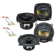 Chevy Nova 1985-1988 Factory Speaker Replacement Harmony R4 R5 Package New