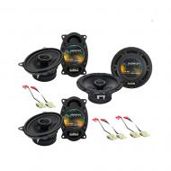 Chevy Suburban 1988-1994 Factory Speaker Upgrade Harmony R46 R65 Package New