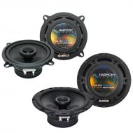 Chevy Suburban 2007-2014 Factory Speaker Upgrade Harmony R65 R5 Package New