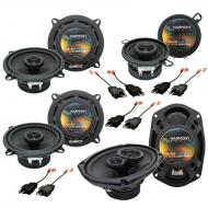 Chrysler LeBaron 1984-1995 Factory Speaker Upgrade Harmony Speakers Package New