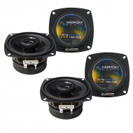 Volvo 200 Series 1975-1985 Factory Speaker Upgrade Harmony (2) R4 Package New