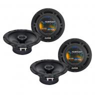 Daewoo Leganza 1999-2002 Factory Speaker Upgrade Harmony (2) R65 Package New