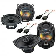 Dodge Caravan 1984-2000 Factory Speaker Upgrade Harmony R5 R69 Package New