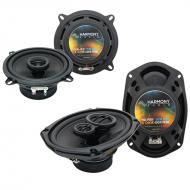 Dodge Challenger 2008-2014 OEM Speaker Upgrade Harmony R69 R5 Package New