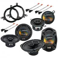 Dodge Neon 2002-2006 Factory Speaker Replacement Harmony Upgrade Package New