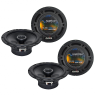Dodge Nitro 2007-2011 Factory Speaker Replacement Harmony (2) R65 Package New