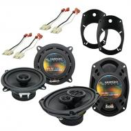 Dodge Ram Truck 1994-2001 Factory Speaker Upgrade Harmony R69 R5 Package New