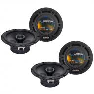 Dodge Viper 1993-2002 Factory Speaker Replacement Harmony (2) R65 Package New