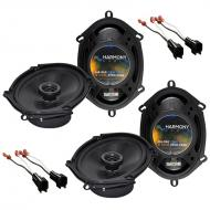 Ford Escape 2001-2012 Factory Speaker Replacement Harmony (2) R68 Package New