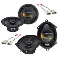 Ford Probe 1993-1997 Factory Speaker Replacement Harmony R65 R68 Package New