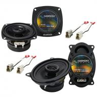 GEO Metro Convertible 1991-1994 OEM Speaker Upgrade Harmony R4 R46 Pack New