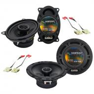 GMC Suburban 1992-1994 OEM Speaker Replacement Harmony R46 R65 Package New