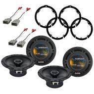 Honda Civic 2006-2011 Factory Speaker Replacement Harmony (2) R65 Package New