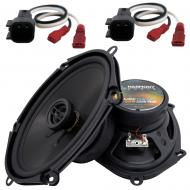 Fits Ford Thunderbird 2002-2005 Behind Seat Replacement Harmony HA-R68 Speakers