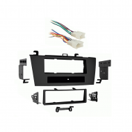 Toyota Solara 2004 2005 2006 2007 2008 Single DIN Stereo Harness Radio Install Dash Kit Package