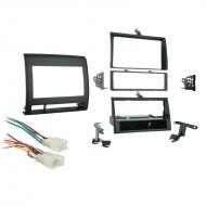 Toyota Tacoma 2005 2006 2007 2008 2009 2010 2011  Single DIN Car Stereo Harness Radio Dash Kit   ...