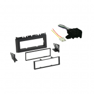 Chevy Caprice 1985 1986 1987 1988 1989 1990  Single DIN Stereo Harness Radio Install Dash Kit Pac...