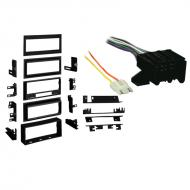 Chevy S 10 Pickup 1982 1983 1984 1985 1986 1987 1988 Single DIN Stereo Harness Radio Install Dash...
