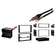 Ford Transit Connect 2012 Multi DIN Stereo Harness Radio Install Dash Kit