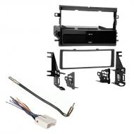 Ford Transit Connect 2013 Single DIN Aftermarket Stereo Harness Radio Install Dash Kit