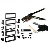GMC S 15 Sonoma 1986 1987 1988 1989 1990 1991 1992 Single DIN Aftermarket Stereo Harness Radio In...