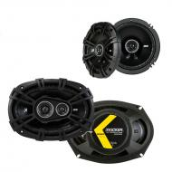 Nissan Armada 2004-2006 Factory Speaker Upgrade Kicker DSC693 DSC65 Package New