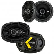 Nissan Armada 2007-2014 Factory Speaker Upgrade Kicker DSC693 DSC65 Package New