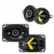 Pontiac T-1000 1982-1987 Factory Speaker Upgrade Kicker DSC35 DSC46 Package New