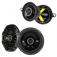 Toyota Camry 1987-1991 Factory Speaker Upgrade Kicker DSC35 DSC65 Package New