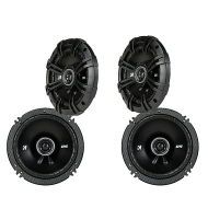 Toyota Sequoia 2001-2002 Factory Speaker Upgrade Kicker (2) DSC65 Package New