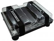 Harmony Cases HC-DC3 Protective DJ Gear Saver Polycarbonate Hard Plastic Cover Case for Technics ...