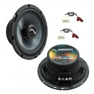 Fits Toyota Sequoia 2003-2007 Front Door Replacement Harmony HA-C65 Premium Speakers New