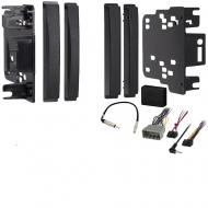 Dodge Challenger 2008 2009 2010 2011 2012 2013 2014 Double DIN Stereo Harness Radio Install Dash ...