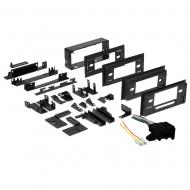 Buick Park Avenue 1988 1989 1990 1991 1992 1993 1994 Single DIN Stereo Harness Radio Install Dash...