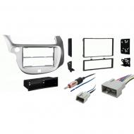 Honda Fit 2013 2014 2015 2016 2017 2018 2019  Single or Double DIN Stereo Harness Radio Install D...