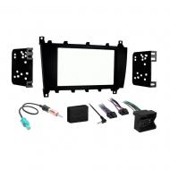 Mercedes G Class 2007 2008 2009 2010 2011 2012 Double DIN Stereo Harness Radio Install Dash Kit New