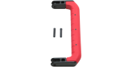 """SKB Cases 3i-HD81-RD 8.625"""" Large Replacement Colored Handle for iSeries Case - Red Overmold"""