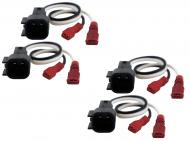 Chevy Silverado Truck 2014-2015 Factory Speaker Replacement Connector Harness