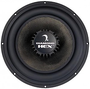 "Diamond Audio S124 12"" Shallow Mount Subwoofer"