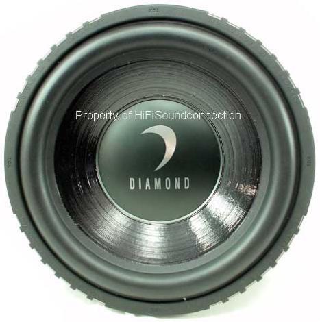 """Diamond D912D4 Car Audio 12"""" Sub Woofer D9 Speaker"""