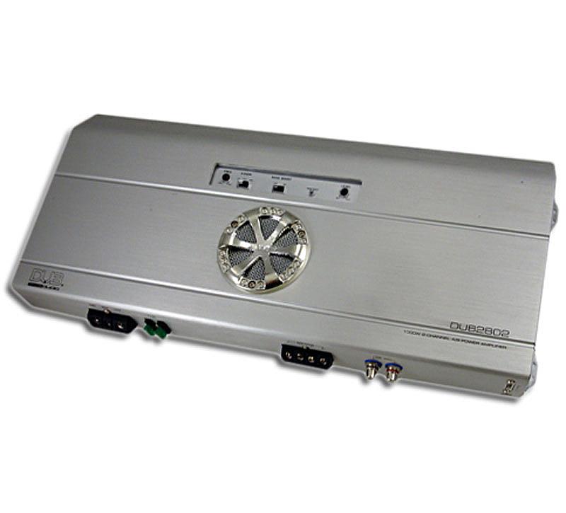 Dub Audio DUB2802 2 Channel Amplifier