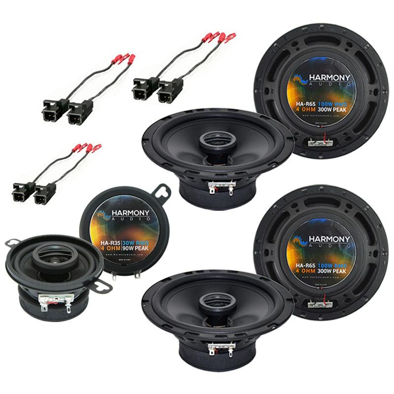 Oldsmobile Bravada 2002-2004 OEM Speaker Upgrade Harmony Speakers Package New